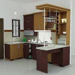 Pembuatan Kitchen Set dan Meeting Room