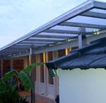 Pembuatan Kanopi Rumah di Serpong